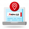 Plugin Maps Cz Free Icon