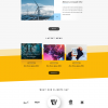 Arcas PSD Template Homepage