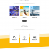 Arcas PSD Template Welcome